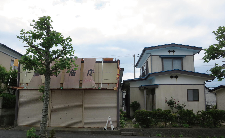 BEFORE 青森県八戸岬台モデル 外観