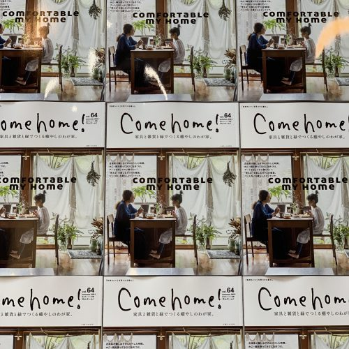 [6/2発売] Come home!vol.64~家具と雑貨と緑でつくる癒やしのわが家。~